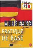 echange, troc C. Sorg, W. Kremp - Méthode 90 : Allemand pratique de base (coffret livre + 3 cassettes audio)