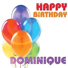 dominique the birthday crew from the album happy birthday dominique