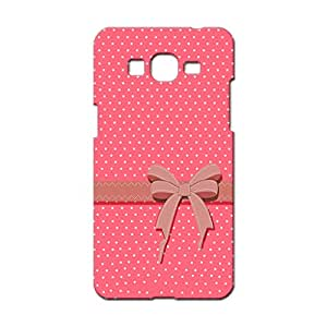 Mobile Cover Shop Glossy Finish Mobile Back Cover Case for SAMSUNG PRIME