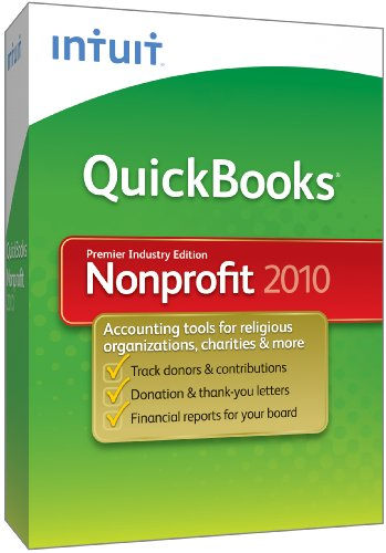 Quickbooks Premier Nonprofit 2010 [Old Version]