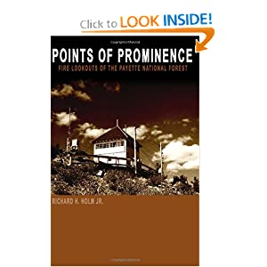 Points of Prominence: Fire Lookouts of the Payette National Forest by
