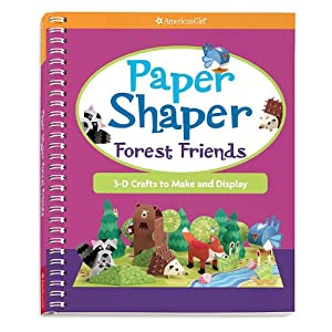 Paper Shaper Forest Friends