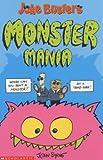 Monster Mania (Joke Busters) (0439977398) by Byrne, John