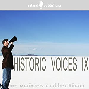 Historic Voices IX | [Thomas Edison, Albert Einstein, Che Guevara, Babe Ruth]