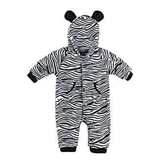 Newborn Lovely Animal Style Baby Romper in Spring Autumn Winter
