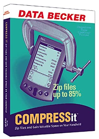 Compress It for Palm OS