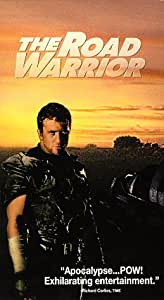 Mad Max 2 - The Road Warrior [VHS]