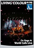 echange, troc Living Colour - on Stage at World Cafe Live [Import anglais]