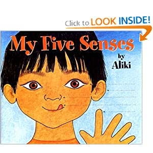 My Five Senses Big Book (Let's-Read-And-Find-Out)