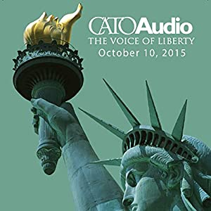 CatoAudio, October 2015 Speech