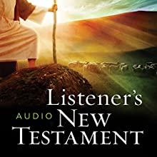 The KJV Listener's Audio Bible, New Testament: Vocal Performance by Max McLean  by  Thomas Nelson Publishers Narrated by Max McLean