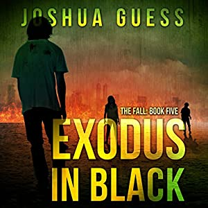 Exodus in Black Audiobook