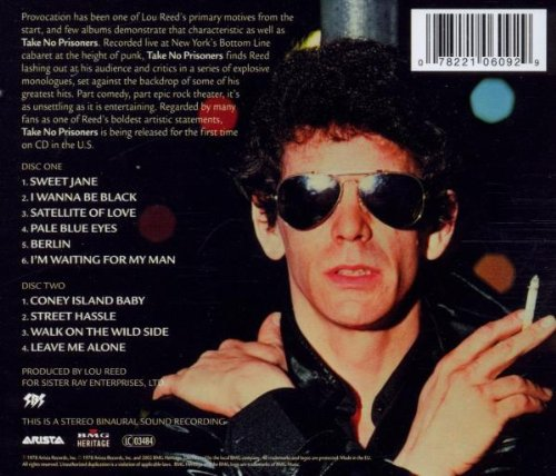lou reed the bells
