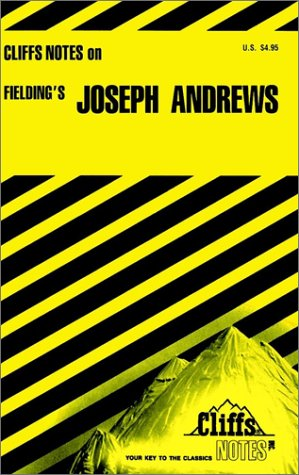 Image for Cliffsnotes Joseph Andrews (Cliffs notes)