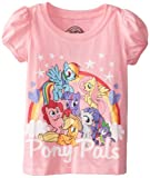 FREEZE Little Girls' My Little Pony Pony Pals Toddler Tee