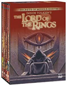 "Secrets of Middle-Earth - Inside Tolkien's ""The Lord of the Rings"" (4-Pack)"