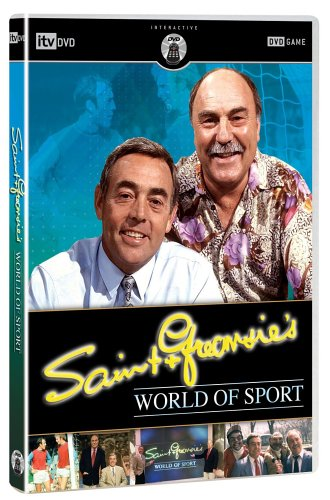 Saint & Greavsie's Interactive Football Quiz [Interactive DVD]