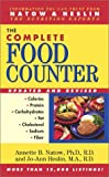 The Complete Food Counter (0743457420) by Natow, Annette B.