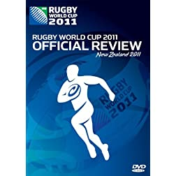 Rugby World Cup 2011 Official Review DVD
