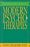 Modern Psychotherapies: A Comprehensive Christian Appraisal (Christian Association for Psychological Studies Partnership) [Hardcover] [1991] Stanton L. Jones, Richard E. Butman