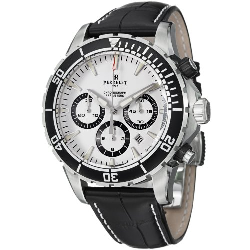 Perrelet Diver Seacraft Chronograph Men's Automatic Watch A1054-1