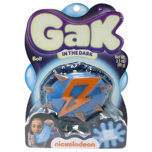 Nickelodeon Gak in the Dark- Bolt - 1