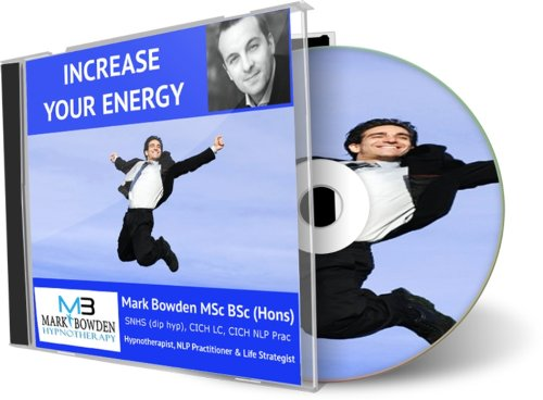 Increase Your Energy Hypnosis Cd - Stop Feeling Lethargic And Missing Out On All The Wonderful Things That Life Has To Offer. This Recording Will Naturally Give Your Brain Energy Inducing Thoughts That Will Make You Feel More Alive And Ready To Take On Th