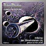 Inferno der Dimensionen - Teil 4 (Perry Rhodan Silber Edition 86) | Kurt Mahr,William Voltz,Harvey Patton