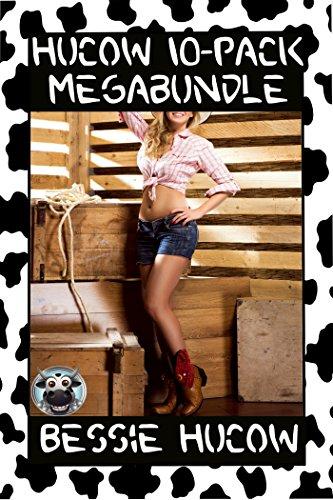 Hucow 10-Pack MEGABUNDLE (Hucow Fertile Bareback Milking BDSM Box Set) PDF