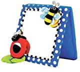 Game / Play Sassy Crib and Floor Mirror, table, combo, cribs, small, spaces, target, mirror, registry, wrought Toy / Child / Kid