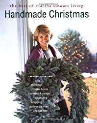 Handmade Christmas: The Best of Martha Stewart Living
