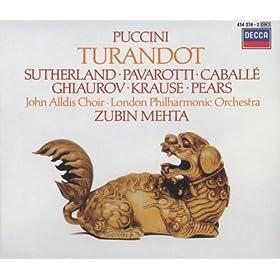 Puccini: Turandot / Act 2 - Ho una casa nell'Honan