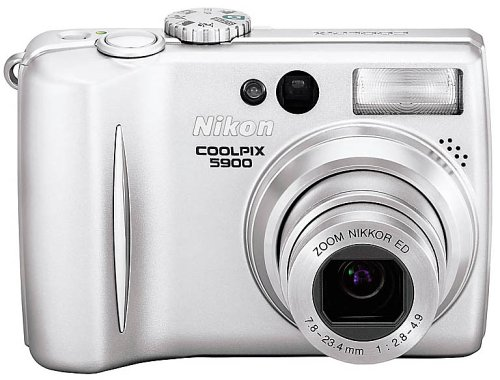 Nikon Coolpix 5900