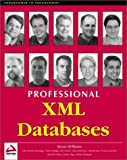 img - for Professional XML Databases book / textbook / text book