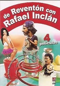 com: De Reventon Con Rafael Inclan - 4 Pack (4 Peliculas): Movies & TV