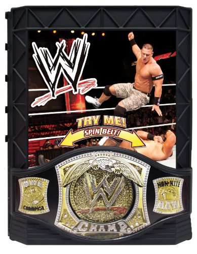 WWE Action Figure Case (Belts For Figures compare prices)