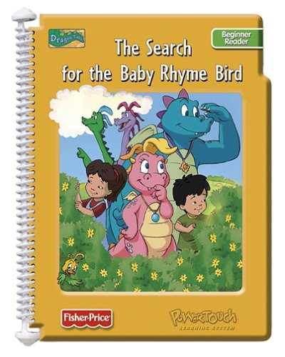 PowerTouch Learning System - Dragon Tales: Search for Baby Rhyme Bird - 1