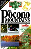 The Insiders' Guide to the Pocono Mountains (1573800457) by Bergman-Taney, Janet