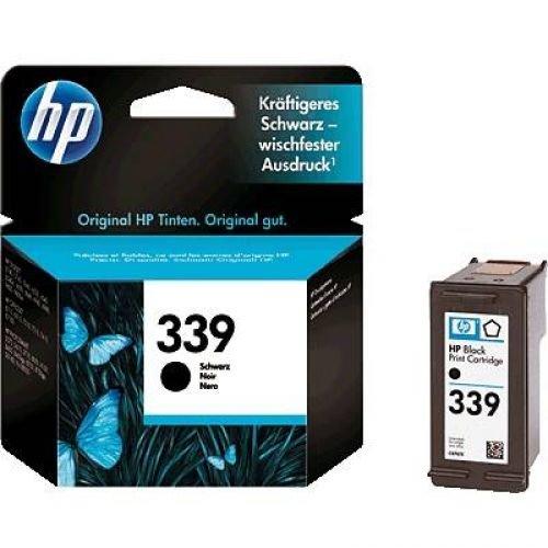 HP 339 - Cartouche d'impression - 1 x noir - 800 pages C8767EE#ABD