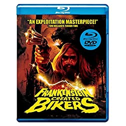 Frankenstein Created Bikers [Blu-ray]