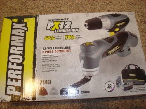 """Performax® 9//32/"""" Black Oxide Twist Drill Bit"""