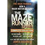 The Maze Runner Complete Collection