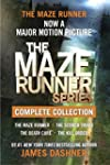 The Maze Runner Series Complete Colle...