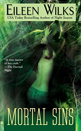 Image of Mortal Sins (World of the Lupi, Book 5)