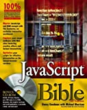 JavaScript Bible (Bible (Wiley)) (0764557432) by Goodman, Danny