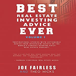 Best Real Estate Investing Advice Ever, Volume 1 Audiobook
