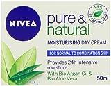 Nivea Visage Natural Pure and Natural Day Cream Normal 50ml