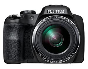 Fujifilm Finepix SL1000 with 16MP and 50x Wide Angle Manual Optical Zoom (24-1200mm)
