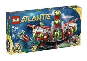 LEGO Atlantis Atlantis Exploration HQ