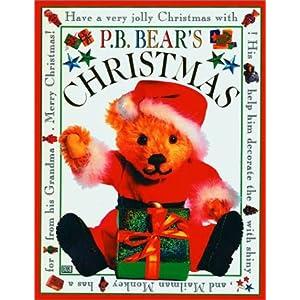 P.B. Bear's Christmas Lee Davis